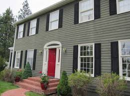 exterior paint color combinations images house colors ranch home