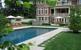 Pool Ideas For Backyard Pool Design Nj Clc Landscape Design