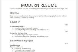Free Templates For Resumes Resume Template Docs Docs Resume Templates Resume