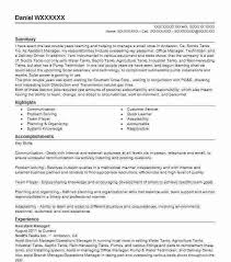 Resume Harvesting Farm Manager Resume Professional Diary Farm Manager Templates To