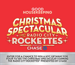 goodhousekeeping com good housekeeping rockettes trip to nyc sweepstakes