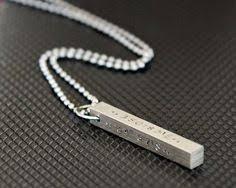 personalized necklaces for men morse code necklace secret message necklace men s necklace