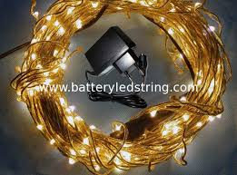 50 bulbs micro led copper wire string lights