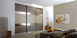 Bedroom Wardrobe Doors Designs Shining Wardrobe Design With Sliding Doors For
