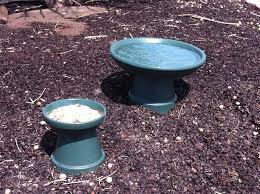 Flower Pot Bird Bath - 122 best recycled clay pots images on pinterest clay pots