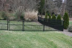 echelon plus puppy panel aluminum fence aluminum puppy fence