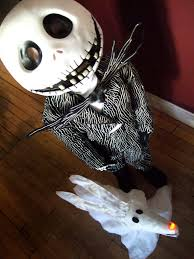 zero candy bag for your jack skellington trick or treater ideas