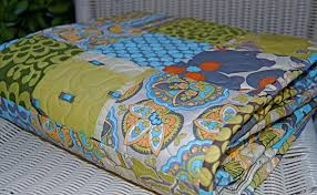 Amy Butler Home Decor Fabric by Golden Gate Quilts July 2009