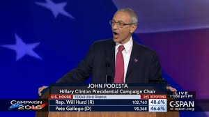 john podesta tells supporters at what was supposed to be clinton u0027s