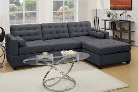 sofa sectional with chaise tweed sectional sofa gray u shaped
