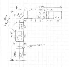 standard kitchen cabinet sizes chart in cm some important things to notice before deciding the kitchen