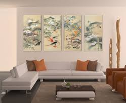 appealing large living room wall art with large wall decor ideas