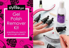 stylepro stylfile gel polish remover kit