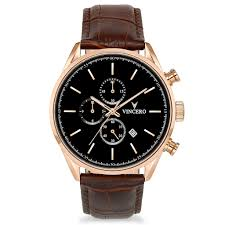 Gold Rose Men U0027s Chronograph Gold Watch U2013 Vincero Collective