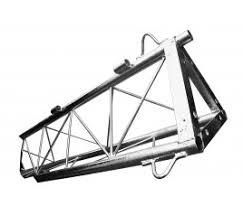 tralicci per radioamatori tralicci triangolari mt 3 00 certificati metal meridional