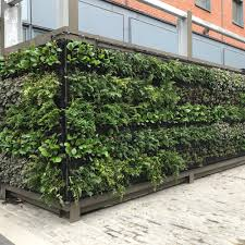 borough market livepanel installation by hedera screens at borough market london