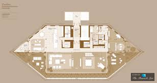 Uk Floor Plans by Floor Plan U2013 37 5 Million Neo Bankside Luxury Penthouse U2013 London