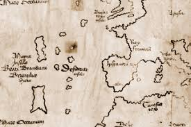 map in official website investigate the vinland map