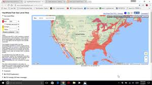 Live Search Maps Safe Zones Around The World Crustal Poleshift Floods Youtube