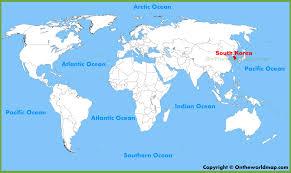 Map Of South India by South Korea Maps Maps Of South Korea Republic Of Korea