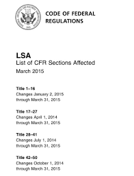 sections in law updating regulations u s administrative law research library