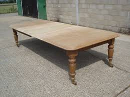 large extending dining table antique furniture warehouse large victorian oak dining table