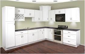 Shaker Style White Cabinets Kitchen Magnificent White Shaker Kitchen Cabinets Hardware Style