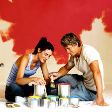 painting your house painlessly how to build a house