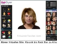 Frisuren Testen by Maennerfrisuren Katalog