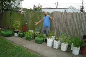 Vegetable Gardening In Pots by Urban Gardens In Nyc And Los Angeles Urban Organic Gardener