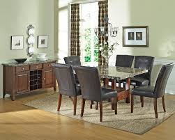 Tall Dining Room Sets Buy Montibello Counter Height Dining Room Set By Steve Silver From