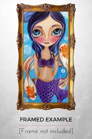 Pisces Home Decor Tiger Canvas Wall Art Picture Print Decoration 5 Sizes Choose