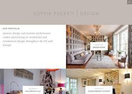 Websites For Interior Designers by Responsive Websites Design 32 Examples Web Design Graphic