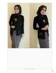 contoh gambar kebaya modelkebayamodernterbaru blogspot com 70 contoh model kebaya modern t