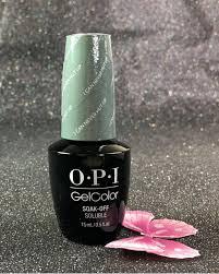 gel color by opi i can never hut up gcf86 fiji spring summer