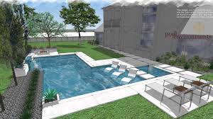 a modern swimming pool design for a houston client by randy angell a modern swimming pool design for a houston client by randy angell of pool environments youtube