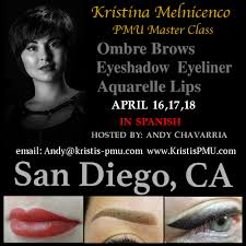 make up classes in san diego kristi s luxury permanent makeup advanced learning center