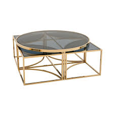eichholtz padova coffee table gold finish houseology
