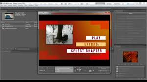 encore dvd menu templates create dvd menu with adobe encore