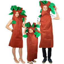 free shipping tree costume costume