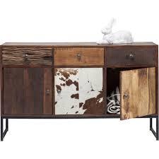 Schlafzimmer Kommode Holz Sideboard Texas Kare Design