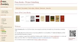 free ebook downloads for android the gutenberg project website offers 45 000 free ebooks