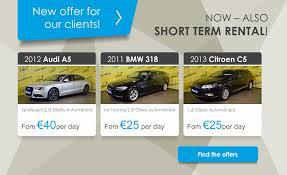 short term car lease europe citroen used cars brc autocentrum