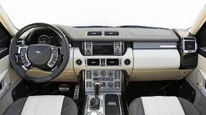 range rover silver interior land rover range rover sport 2006 2009 basic interior dash kit