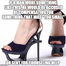 High Heels Meme - high heels imgflip