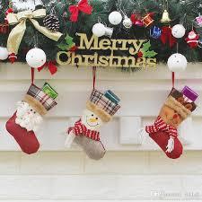 decorations tree gadgets santa claus socks