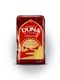 duna farine flour on packaging of the world creative package