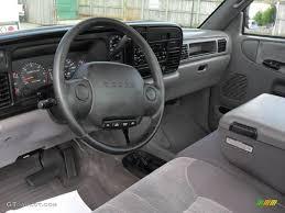 Dodge Ram Interior - grey interior 1994 dodge ram 1500 slt regular cab 4x4 photo