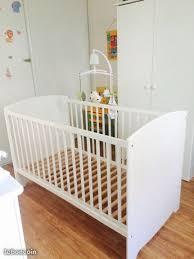 chambre bébé blanche pas cher chambre bebe blanche occasion pas cher