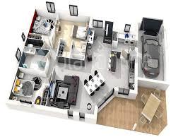 plan maison 150m2 4 chambres chambre plan maison 4 chambres inspiration plan maison 3d 150m2